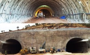 Limak Gali-Zakho Tüneli'nin kazısını tamamladı