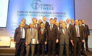 Türkiye Rüzgar Enerjisi Kongresi başladı