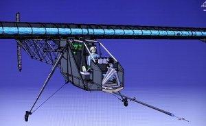 Güneş yakıtlı uçak dünyayı tavaf edecek