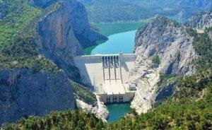 Antalya Naras Barajı açıldı