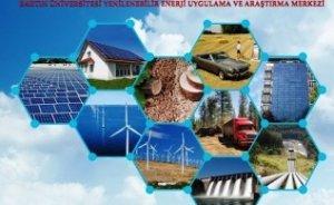 Bartın Üniversitesi yenilebebilir enerjinin geleceğini ele alacak