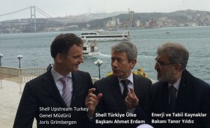 TP ve Shell Karadeniz`de petrol sondajına başlıyor