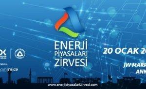 Enerji Piyasaları Zirvesi yapılacak