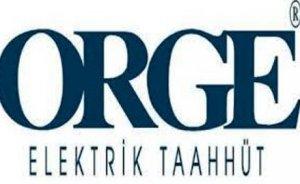 Orge Enerji 81,5 milyon liralık işi devam ediyor