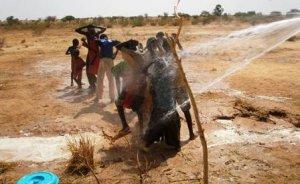 1,6 milyon Afrikalıya su sağlandı