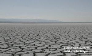 Anadolu`nun sulak alanları kuruyor