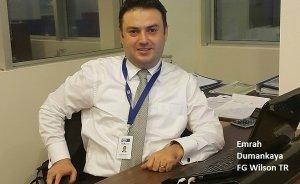 FG Wilson`a Bölge Satış müdürü
