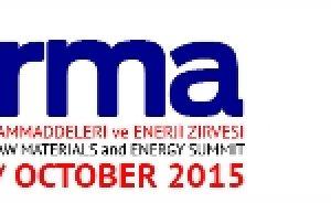 Uluslararası Enerji Hammaddeleri Zirvesi Eylül`de