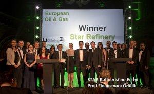 En İyi Rafineri Finansman Anlaşması STAR'ın