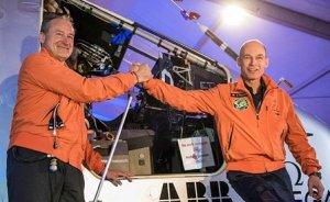 Ve Solar Impulse 2 dünya turuna çıktı!