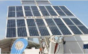Tarımda güneş enerjili sulama devri