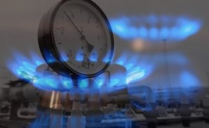 Türkiye`nin doğalgaz talebi arttı