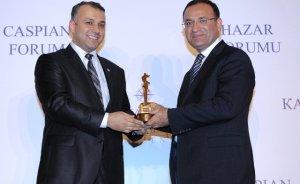 Hazar'ın devlet adamı Erdoğan, en iyi projesi TANAP