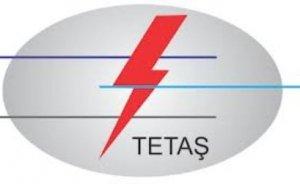 TETAŞ`ın elektrik tarifesi belirlendi