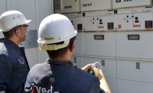 YEDAŞ`ın bölgesi 2 saat elektriksiz kaldı