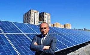 Şırnak`ta kendi elektriğini üreten ilk otel