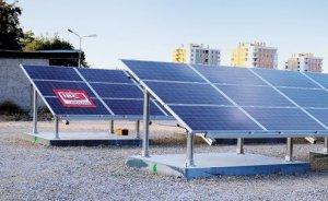 Limak güneşte 30 MW hedefliyor