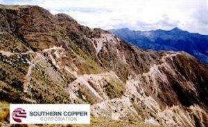 Southern Copper Peru madenini büyütecek