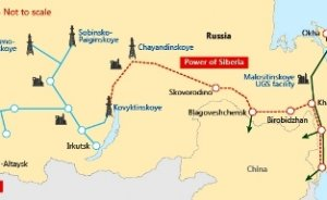 İkinci Rusya-Çin doğalgaz anlaşması imzalandı