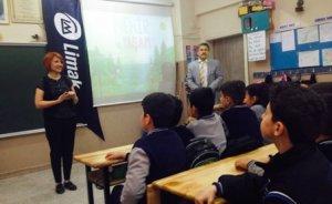 Limak, Siirtli öğrencilere baraj güvenliğini anlattı