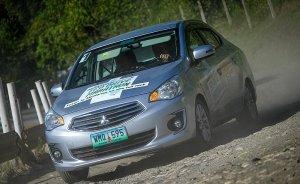 Mitsubishi`den yakıtta cimrilik rekoru