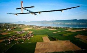 Solar Impulse`un 7. ayağına fırtına engeli