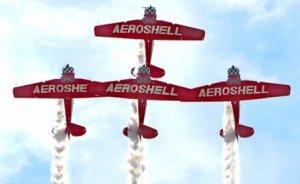 Shell en iyi havacılık yakıtı markası seçildi