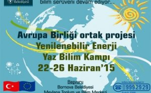 AB Yenilenebilir Enerji Yaz Kampı için son başvuru yarın