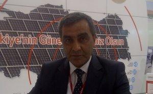 Özberk: Türkiye güneşin merkez ülkesi olacak