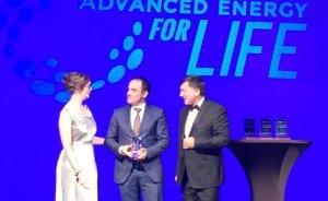 Cengiz Enerji`ye Avrupa`dan çevre ve verimlilik ödülü