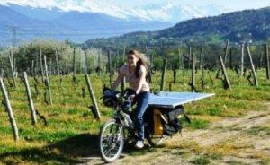Solar bisiklet ile Etiyopya`ya katkı