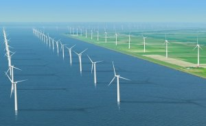 Rüzgar santrali cenneti Danimarka