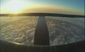 Solar Impulse Büyük Okyanus yolunu yarıladı