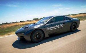 BMW`nin hidrojen yakıt hücre aracı bu ay test edilecek