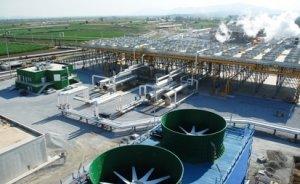 Güriş`in Efeler JES 4. santrali işletmede