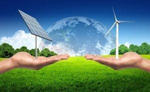 OECD elektriğinin yüzde 22`sini yenilenebilirden sağladı