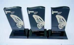 Enerya`ya Dubai`den Dönüşüm Ödülü