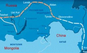 Rus petrolü 5 bin kilometrelik boru hattıyla Pasifik'e ulaştı