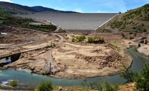 Afşar Hadimi Baraj inşaatı yarılandı