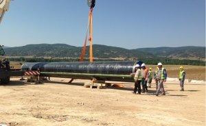 TANAP`ın inşaası devam ediyor