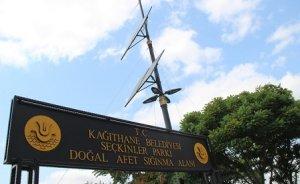 Kağıthane Belediyesi`nden parklara yenilenebilir enerji