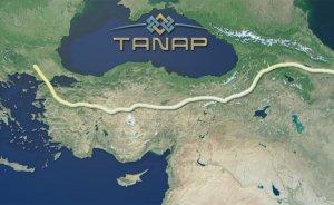 TANAP boruları Hopa'da