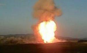 Diyarbakır`da petrol kuyusu şantiyesine saldırı