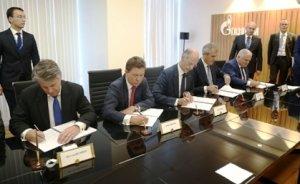 Gazprom ve OMV ortak petrol ve gaz arayacak