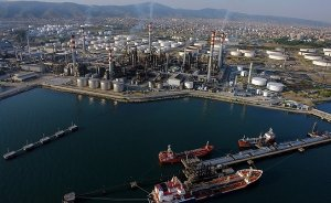 Modernizasyon sırası İzmir Rafinerisi`nde