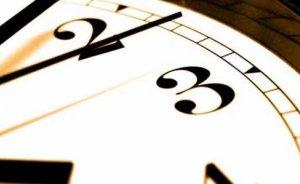 Yaz saati uygulamasına seçim uzatması