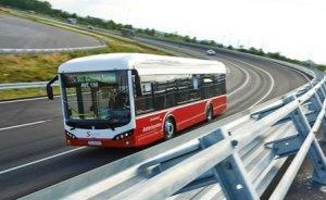 Konya`nın elektrikli otobüsleri Bozankaya E-Bus olacak