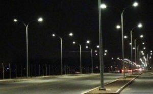 Sokaklarda LED aydınlatması yüzde 40 tasarruf sağladı