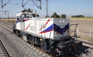 Yerli yüksek hızlı tren yolda