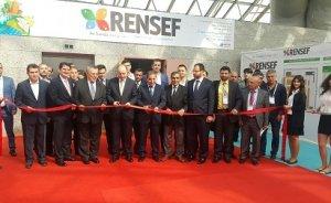 Antalya RENSEF 2015 Fuarı başladı